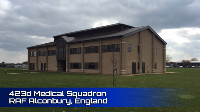 Image of RAF Alconbury